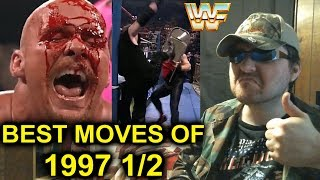 WWF Best Moves Of 1997 [1/2] REACTION!!! (BBT)