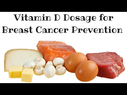 What Is the Correct Vitamin D Dosage for Breast Cancer Prevention?