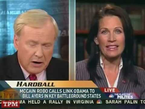 Bachmann Denies Calling Obama's Views