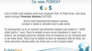 Piata Forex | Piata Valutara | Tutorial Video CE ESTE FOREX