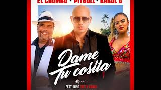 El Chombo Ft. Cutty Ranks, Pitbull Y Karol G - Dame Tu Cosita
