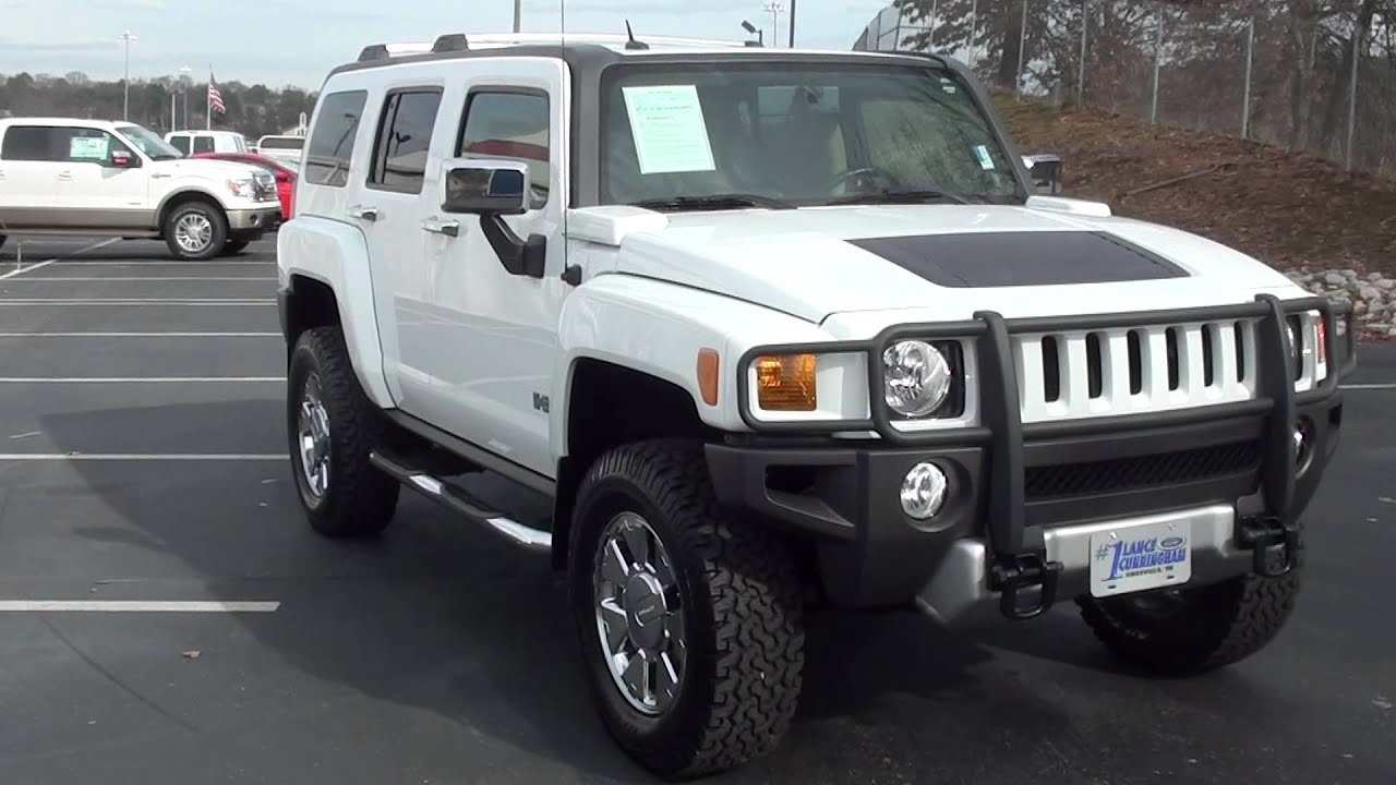 FOR SALE 2008 HUMMER H3!! ALPHA SERIES!! STK# P5938 www.lcford.com