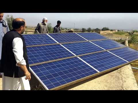 RITEK Solar PV   in Afghanistan 15Sep2016