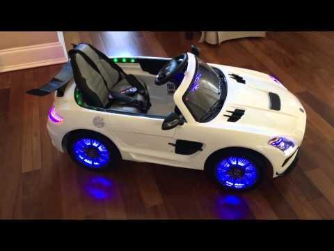ключ для электромобиля mercedes v8