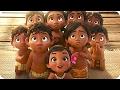 Moana All Easter Eggs 2016 Disney Animated Movie