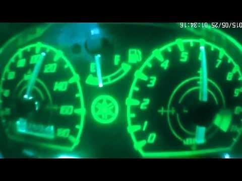 RAYAU KOTA 125z test sprint(Aero chord-surface)
