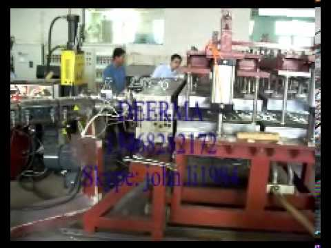 polycarbonate sheet making machine