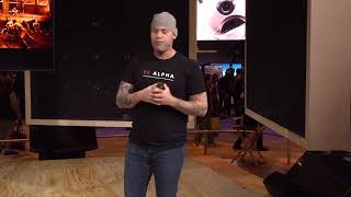 Sony | CES 2019 Presentation: Creative Approaches to Photographic Storytelling by Ben Lowy