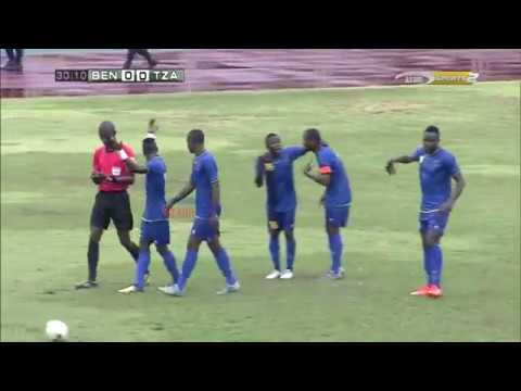 Azam TV - FULL HIGHLIGHTS:  BENIN 1-1 TANZANIA (12/11/2017)