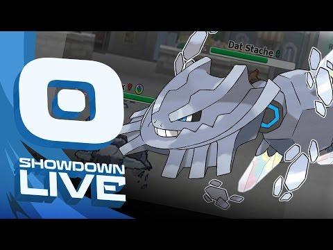"""Mega Steelix Released"" Pheromosa Suspect Laddering #3 - Pokemon Sun and Moon! Showdown Live!"