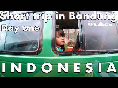 Short trip in Bandung | Indonesia - Day 1