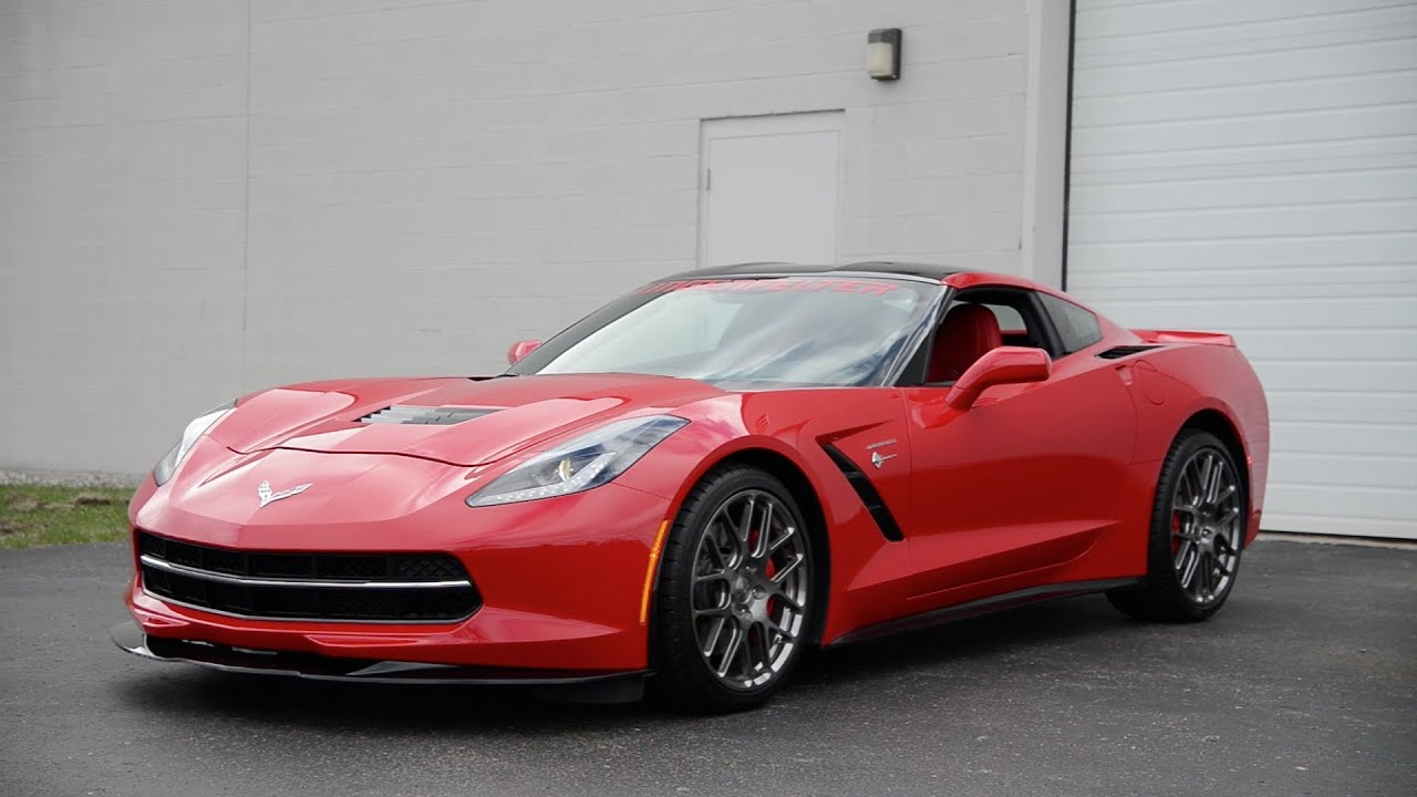 2014 Chevrolet Corvette Stingray By Lingenfelter Wr Tv Sights Sounds