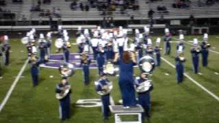 """Rescue Me"" performed by the 2009-2010 Central Columbia High School Band"