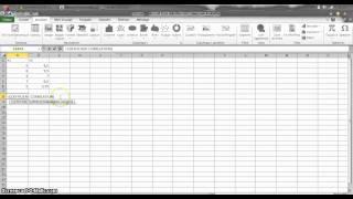 Comment calculer le coefficient de corrélation avec excel
