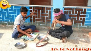 Must Watch New Indian Funny Comedy Video// You Must Laugh When Watching The Video/ Episode 32