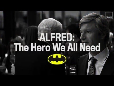 Alfred Pennyworth Is the Hero We Need