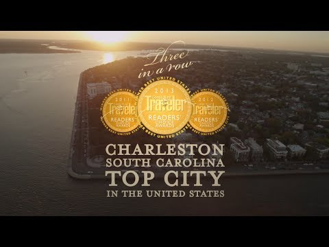 Charleston, South Carolina is Voted #1 U.S. City, 2013