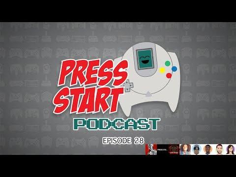 Press Start Podcast EP.28 | Nintendo Switch Voice Chat Setup | Crackdown 3 | Destiny 2 Beta