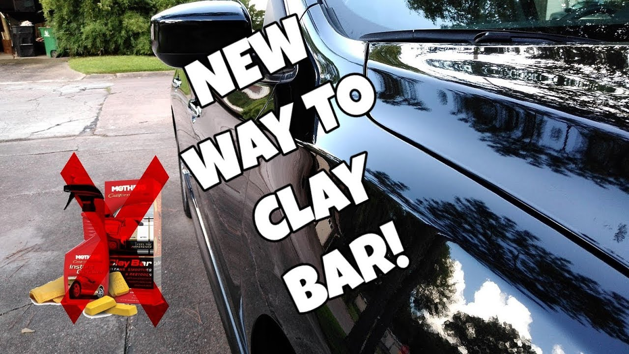 NEW ALTERNATIVE TO CLAY BAR?!
