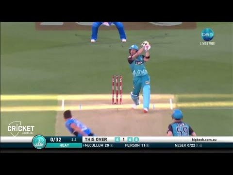 Highlights: Strikers v Heat - BBL06