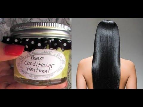 Natural hair conditioner diy