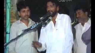 Zakir Bashir Hussain Salik   majlis 13 apr 2014 Sargodha jalsa Mukhtar