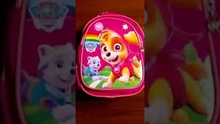 """Детский рюкзак """"Щенячий патруль"""" видео обзор"""