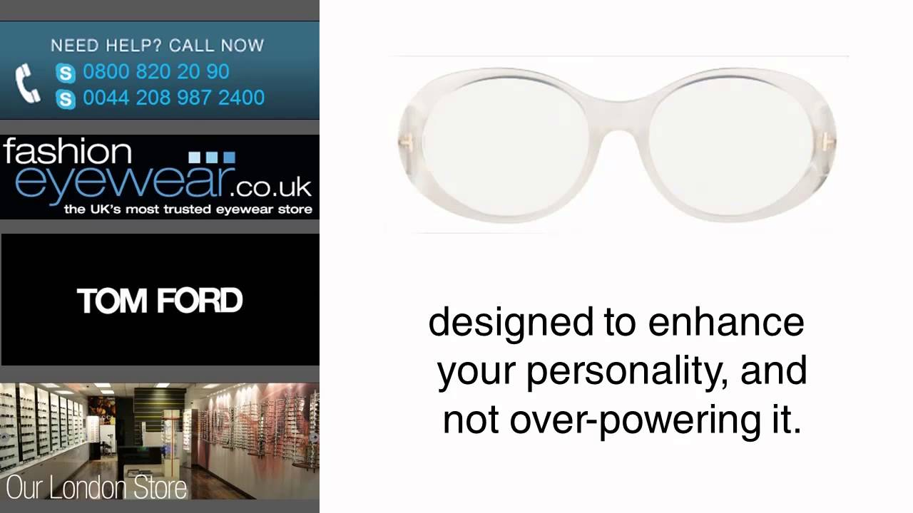 841796a2c7a Obtain Your Tom Ford And Chanel Glasses At Fashion Eyewear - YouTube