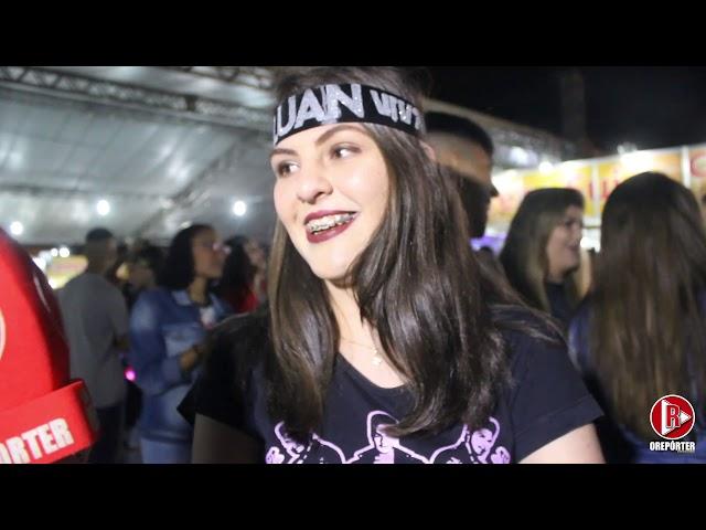 Luan Santana emociona milhares de fãs em Fazenda Rio Grande