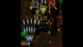 Raiden Fighters ACES - RF1 NORMAL - 44.5M run - Mission 1