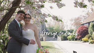 GEORGE & EMILY // Cooling Castle Barn