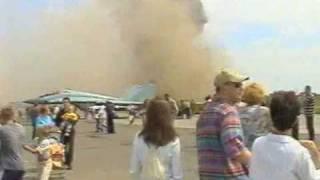 Katastrofa air shows 27 july Lvov