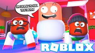 WIR HABEN BEAT UP VON DER BIGGEST BABY (Roblox Baby Simulator)