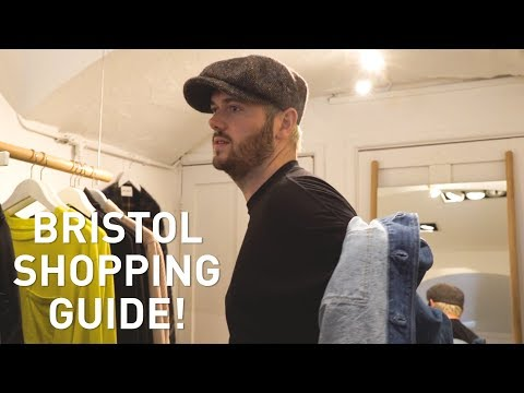 BEST SHOPPING SPOTS IN BRISTOL!
