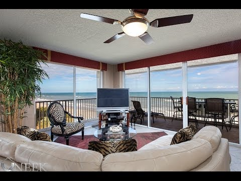 Ocean front penthouse for sale in Melbourne Beach, Fl