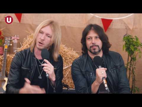Kenny Wayne Shepherd Band Interview At Ramblin' Man Fair 2017 - NEW!