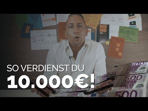Wie du 10.000 Euro im Monat verdienst (Simple Strategie)