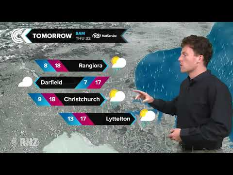 Checkpoint weather   Wednesday 21 February