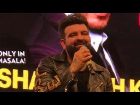Yuvraj Hans Snapped At Masala Awards 2018