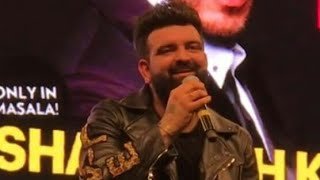 Yuvraj Hans Snapped at Masala awards 2018
