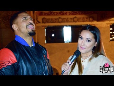 "ANDRE WARD: ""IS ANTHONY JOSHUA GOING TO SNATCH THE THRONE?""- DISCUSSES AJ/KLITSCHKO"