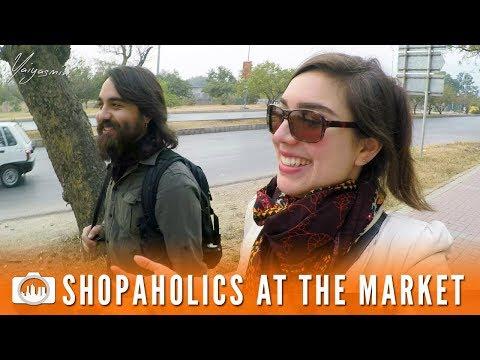 SHOPAHOLICS AT THE MARKET | Supermarket, Islamabad (Pakistan #16)