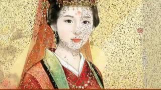 Beautiful Chinese Guzheng Music 古箏 滾滾紅塵 Gun Gun Hong Chen