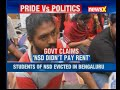 NSD students evicted in Bengaluru over 'rent'