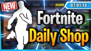 Fortnite Daily Shop *NEW* KNEE SLAPPER & MIND BLOWN EMOTE (7 Januar 2019)