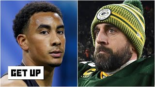Jordan Love will replace Aaron Rodgers if the Packers miss the playoffs - Ryan Clark   Get Up