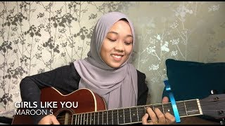 Girls Like You - Maroon 5 (Boys version cover)
