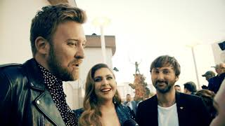 """Lady Antebellum Launches """"What If I Never Get Over You"""" with Unforgettable Weekend"""
