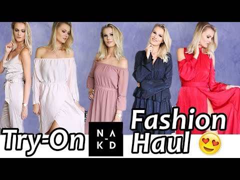 FASHION-TRY ON HAUL für 450€ I Geld wert?! NA-KD I Cindy Jane