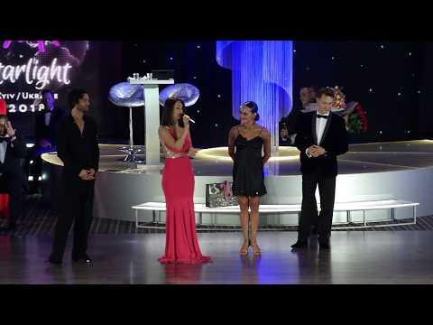 2018 StarLight Grand Prix Cup Live broadcasting | Nino & Andra Langella Showcase Rumba